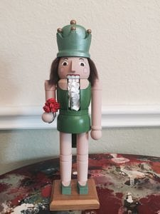 CLICK HERE TO PURCHASE from CUSTOMNUTCRACKERS.COM. Get this unique Bridesmaid Nutcracker gift, or design and personalize your own christmas nutcracker in any hobby, sport, profession, and more at Custom Nutcrackers by Crys. Pinterest.com/CustomCrackers