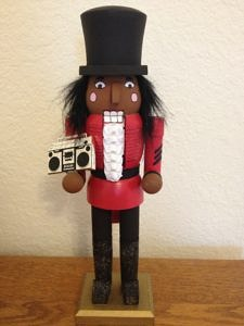 CLICK HERE TO PURCHASE from CustomNutcrackers.com. Get this unique Hip Hop Dancer Nutcracker gift, or design and personalize your own christmas nutcracker in any hobby, sport, profession, and more at Custom Nutcrackers by Crys. Pinterest.com/CustomCrackers