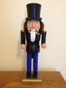 CLICK HERE TO PURCHASE from CustomNutcrackers.com. Get this unique National Guard Nutcracker gift, or design and personalize your own christmas nutcracker in any hobby, sport, profession, and more at Custom Nutcrackers by Crys. Pinterest.com/CustomCrackers