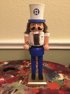 CLICK HERE TO PURCHASE from CustomNutcrackers.com. Get this unique Navy Nutcracker gift, or design and personalize your own christmas nutcracker in any hobby, sport, profession, and more at Custom Nutcrackers by Crys. Pinterest.com/CustomCrackers