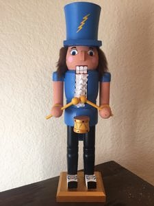 CLICK HERE TO PURCHASE from CustomNutcrackers.com. Get this unique Band Nutcracker gift, or design and personalize your own christmas nutcracker in any hobby, sport, profession, and more at Custom Nutcrackers by Crys. Pinterest.com/CustomCrackers