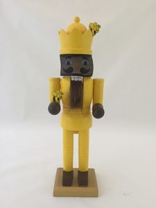 CLICK HERE TO PURCHASE from CustomNutcrackers.com. Get this unique Beekeeper Nutcracker gift, or design and personalize your own christmas nutcracker in any hobby, sport, profession, and more at Custom Nutcrackers by Crys. Pinterest.com/CustomCrackers